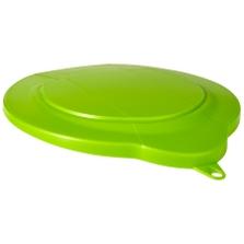1.5 Gallon Lime Green PP Plastic Pail Lid