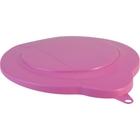 1.5 Gallon Pink PP Plastic Pail Lid
