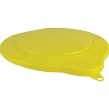1.5 Gallon Yellow PP Plastic Pail Lid