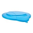 3 Gallon Blue PP Plastic Pail Lid
