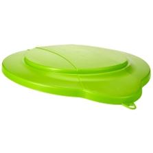 3 Gallon Lime Green PP Plastic Pail Lid
