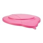 3 Gallon Pink PP Plastic Pail Lid