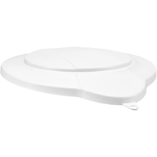 3 Gallon White PP Plastic Bucket Lid
