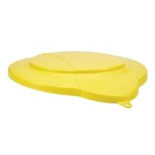 3 Gallon Yellow PP Plastic Pail Lid