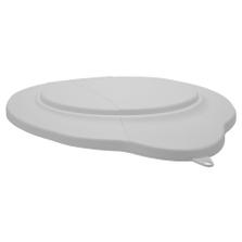 5 Gallon White PP Plastic Pail Lid
