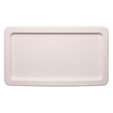 White Plastic Lid for Transport Storage Tub