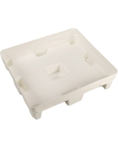 "37.4"" x 32.6"" Plastic Pallet for Aero-Tote"