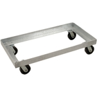Galvanized Steel Undercarriage for Transport Storage Tubs