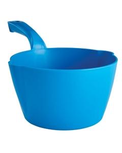 64 Oz. Blue Plastic Round Scoop (Tools)