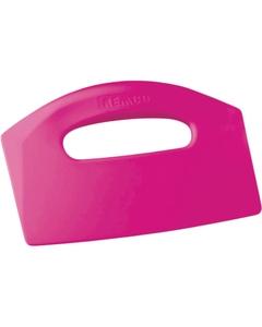 Pink Plastic Bench Scraper (Tools)