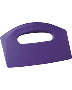 Purple Plastic Bench Scraper (Tools)