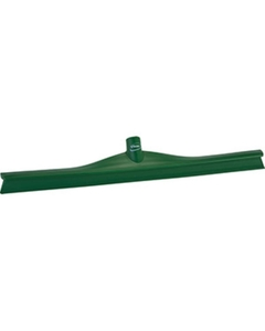 "24"" Green Ultra Hygiene Squeegee, Single Blade"