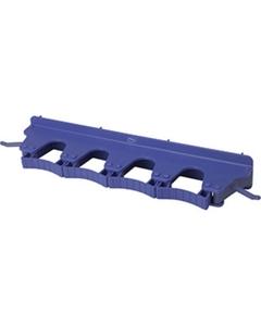 Purple Plastic Wall Bracket for 4-6 Tools