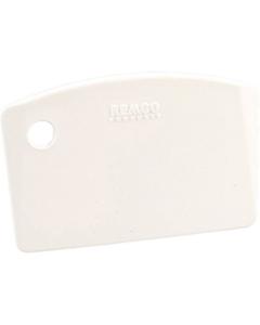 White Plastic Mini Bench Scraper