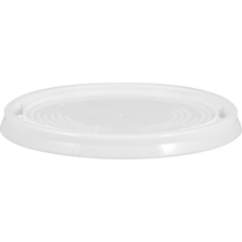 1 Pint White Pry-off Plastic Lid