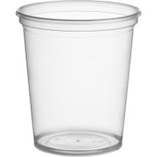 24 oz. Clear PP Plastic Magik Container