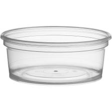 8 oz. Clear PP Plastic Magik Container