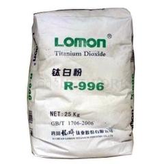 LOMON® R-996 Rutile TiO2 Titanium Dioxide Pigment