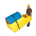 Spill Control Drum Truck (for Steel Drums)