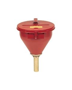 Lockable Safety Steel Drum Funnel