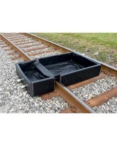 4' x 6' Ultra-Track Berm® Spill Containment Berm - UltraTech 8490