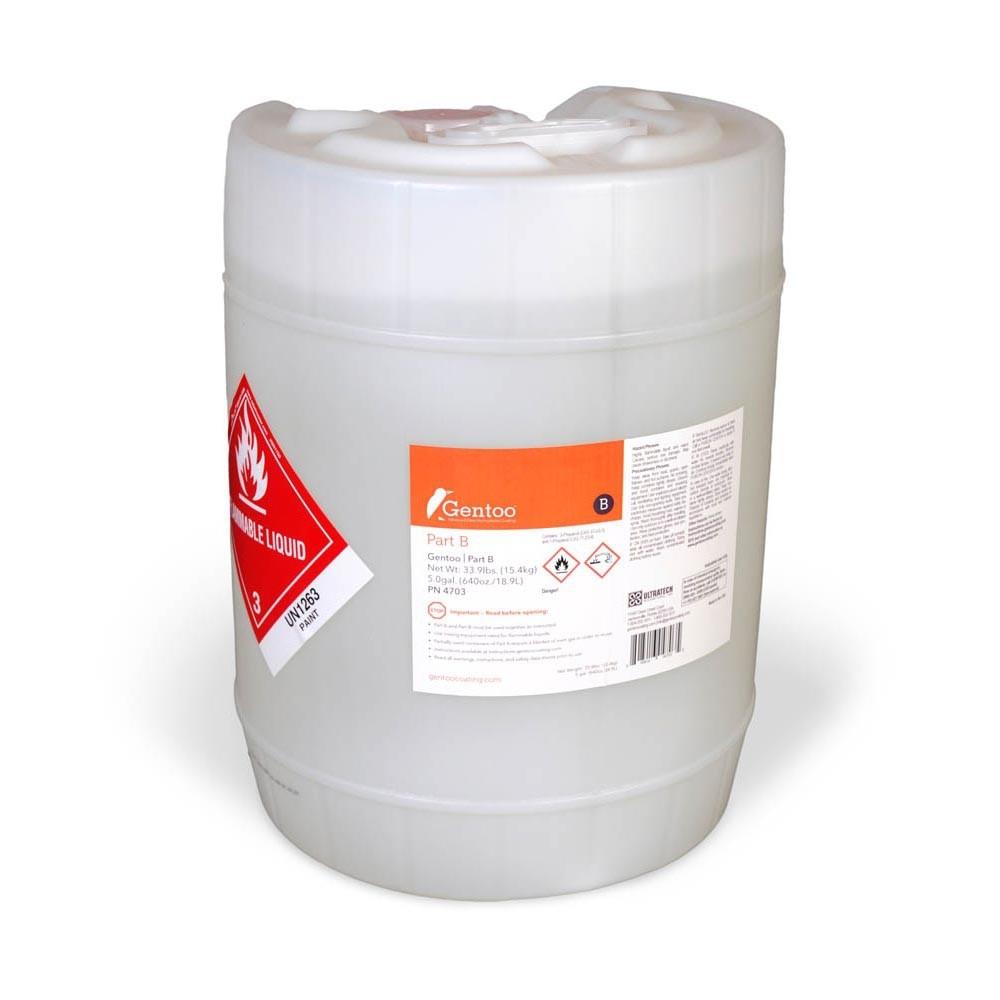 Sogal Traitement De Surface gentoo™ 5 gallon (part b) hydrophobic coating