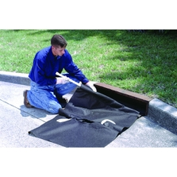 "Oil & Sediment Ultra-Drain Guard, Curb-Insert Style® (24""-42"" inlets)"