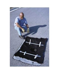"""Ultra-Drain Guard Retainers® for Catch Basins from 36"""" - 62"""" (set of 2)"""