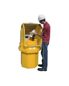 Paint Waste Collection Center - UltraTech 9670