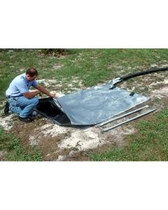 Locking Rods for Ultra-Dewatering Bag, Reusable Model®