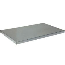 SpillSlope® Steel Shelf for 20 Gallon Wall Mount Safety Cabinets (Justrite® 29938)
