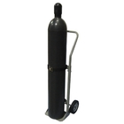 """Single Gas Cylinder Hand Truck, 8"""" Semi-Pneumatic Wheels (Tools)Back Reset Delete Duplicate Save Save and Continue Edit"""