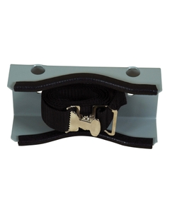 Gas Cylinder Support Bracket, 1 Cylinder Capacity, Wall Mount (Tools)
