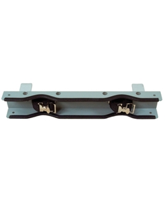 Gas Cylinder Support Bracket, 2 Cylinder Capacity, Bench Mount (Tools)