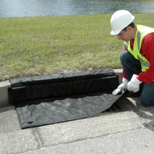 """24"""" x 48"""" Curb Style Ultra-Inlet Guard® (No Overflow Port)"""
