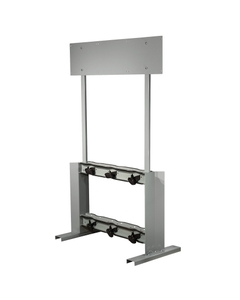 Gas Cylinder Process Stand, 6 Cylinder Capacity, Back-to-Back