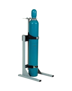 Gas Cylinder Mobile Stand, 1 Cylinder Capacity