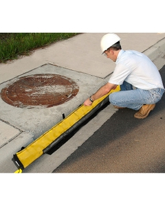 """6"""" x 6"""" Ultra-Gutter Guard Plus® for Curb Inlets"""