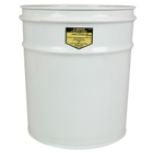 12 Gallon White Cease-Fire® Waste Receptacle Safety Drum Can