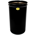 15 Gallon Black Cease-Fire® Waste Receptacle Safety Drum Can