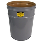 4.5 Gallon Gray Cease-Fire® Waste Receptacle Safety Drum Can