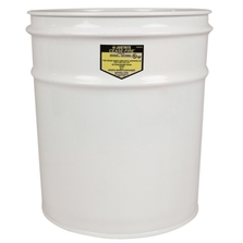 4.5 Gallon White Cease-Fire® Waste Receptacle Safety Drum Can