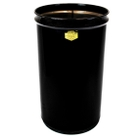 55 Gallon Black Cease-Fire® Waste Receptacle Safety Drum Can