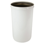 55 Gallon White Cease-Fire® Waste Receptacle Safety Drum Can55 Gallon White Cease-Fire® Waste Receptacle Safety Drum Can