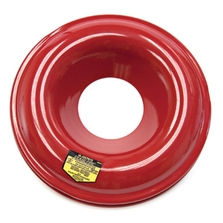 Red Steel Head for use with 30 Gallon Cease-Fire® Waste Receptacle Safety Drum Cans