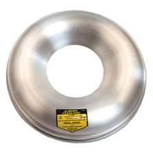 Aluminum Head for use with 4.5 & 6 Gallon Cease-Fire® Waste Receptacle Safety Drum Cans