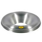 Aluminum Head for use with 55 Gallon Cease-Fire® Waste Receptacle Safety Drum Cans