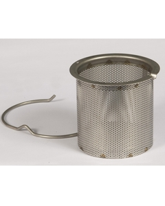 Flame Arrester Replacement for Liquid Disposal Safety Cans, Stainless Steel