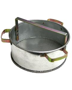 Basket for Parts for Dip Tank 37BJ05 & Wash Tank 37BJ22, Steel