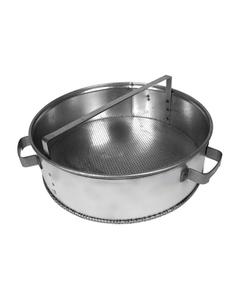 Basket for Parts for Dip Tank 37BJ07 & Wash Tank 37BJ24, Steel